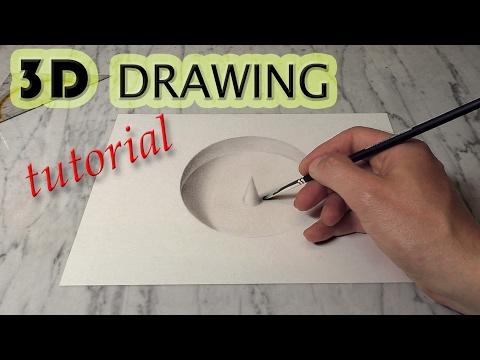 Tutorial / Loch zeichnen in 3D