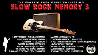 BEST SLOW ROCK MEMORY 3 - LAGU BARAT SLOW
