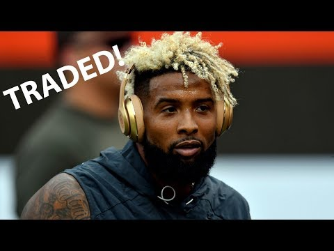 ODELL BECKHAM TRADED!
