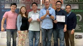Mentorship Program l Code Breaker Summit Batch 2 - Singapore (1 & 2 December 2018)
