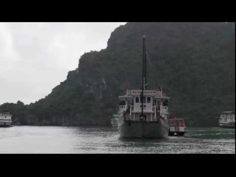 Travel guide Viet Nam - Ha Long Bay 2017 UNESCO World Heritage [HD]