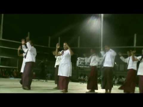 Tuvalu EKT openair Lofeagai Youth