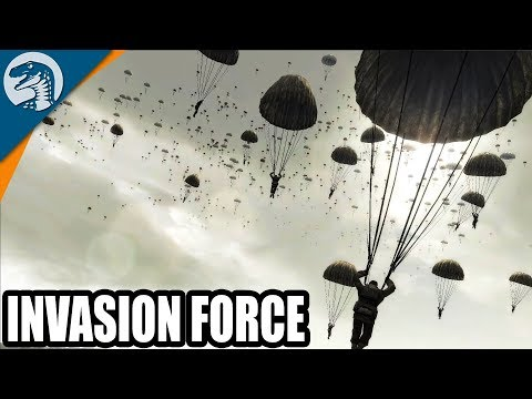 Invasion Defense Operation: Market Garden 1944 | Company of Heroes: Opposing Fronts Gameplay