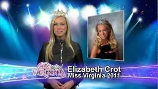 Miss VA 2012 30 Sec TV Spot #2 with Elizabeth Crot
