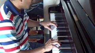 SANAY MAGHINTAY ANG WALANG HANGGAN solo piano John Florencio