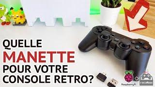 TEST D'UNE MANETTE SANS FIL POUR RECALBOX / RASPBERRY PI 3 !!!  🕹️🎮