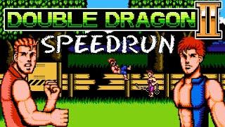 Double Dragon 2 in 12:59 (Speedrun)