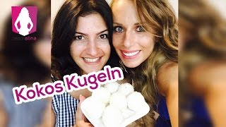 Kokos Kugeln | Kochen mit Alina | www.size-zero.de