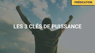 Les 3 clés de puissance - Paskaline Monlouis