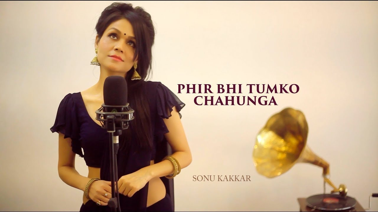 Phir Bhi Tumko Chahunga | Female Cover Version  | Sonu Kakkar