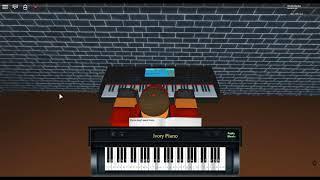 Fairy Fountain - The Legend of Zelda By: Koji Kondo on a ROBLOX piano.
