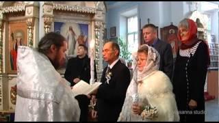 Самое лучшее свадебное видео - серебряная свадьба - 25 лет