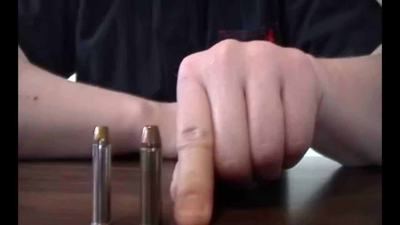 357 Magnum vs 44 Magnum: A Head To Head Comparison