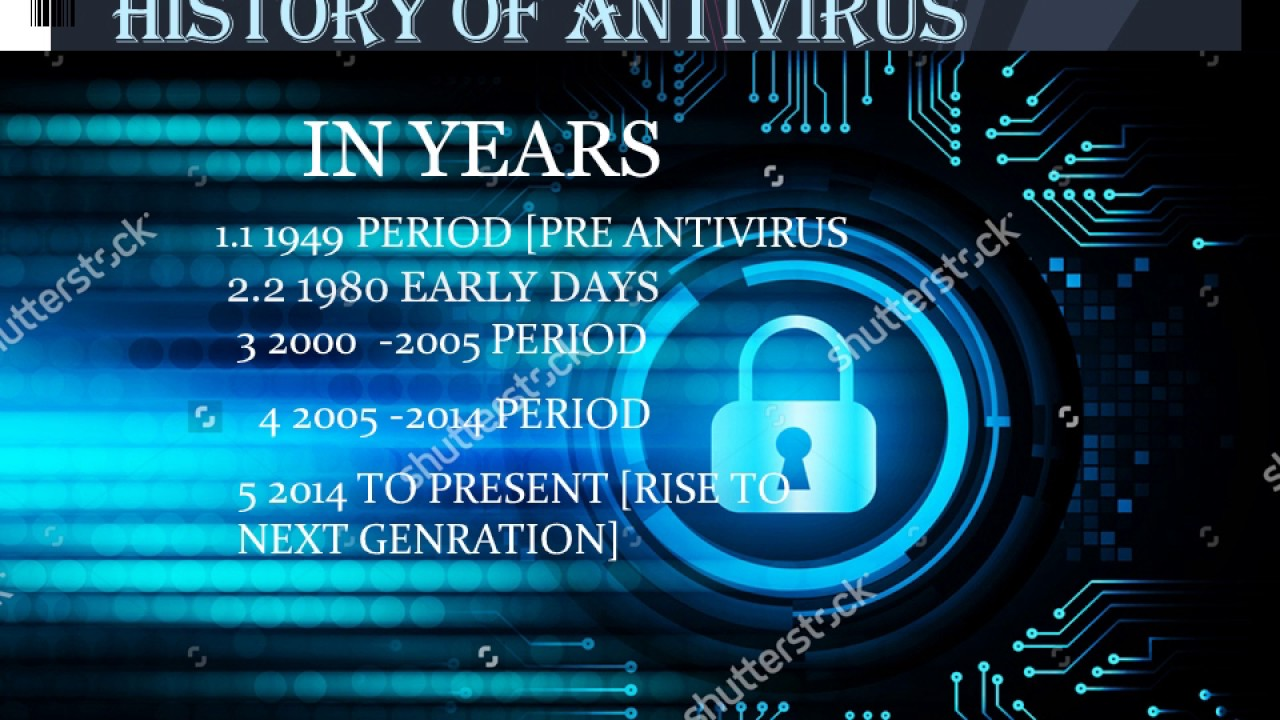 ANTIVIRUS ppt VIDEO - YouTube