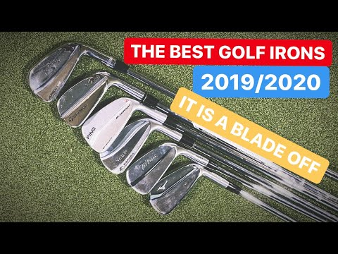Best Golf Clubs 2020.The Best Golf Irons Its A Blade Off Youtube