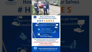 Learn about the HF Cares Campaign