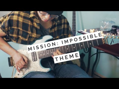 Mission: Impossible Theme (Rock Version) | Funtwo