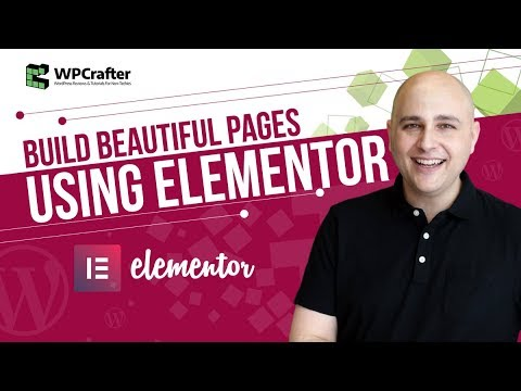 How To Design A Beautiful Homepage Using Elementor For WordPress