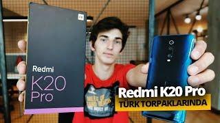 Türkiye'de İlk! Redmi K20 Pro Kutu Açılışı