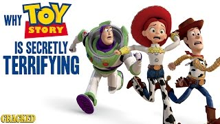 Why Toy Story Is Secretly Terrifying - Obsessive Pop Culture Disorder