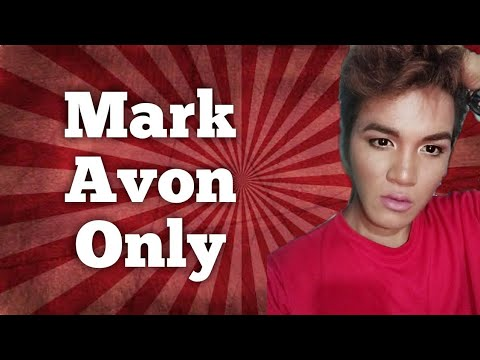 #SefAbule Makeup using only Mark Avon/Avon Cosmetics