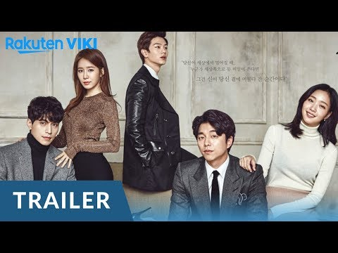 GUARDIAN: THE LONELY AND GREAT GOD (GOBLIN) - OFFICIAL TRAILER | Gong Yoo, Lee Dong Wook, Kim Go Eun