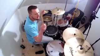 Paramore - Misery Business (Drum Cover) - Colm Dowling