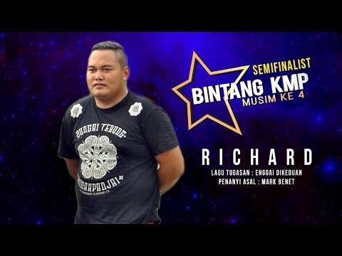 #BKMP4 | Semifinalist | Richard - Enggai Dikeduan