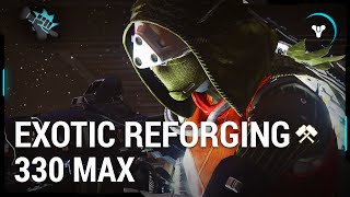 "Destiny Taken King Patch: Exotic Armor ""Twist Fate"" & New Max Attack & Defense (Live)"