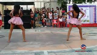 Baixar 1ª Mistura de RITMOS da Cia de Dança Twist do Axé leva público ao delírio