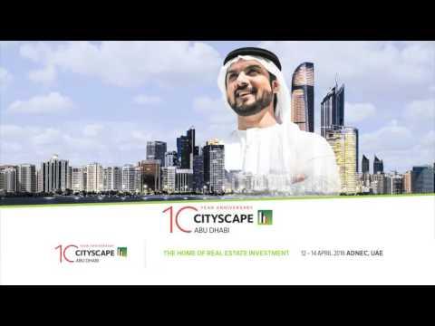 Cityscape Abu Dhabi 2016. 12-14 April @ ADNEC