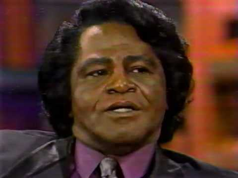 James Brown - Into The Night w/ Rick Dees (interview)