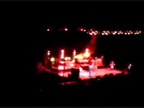 MD & Dmoyo Performing At Bojangles Coliseum (Charlotte NC) Machete Music Tour 2010.