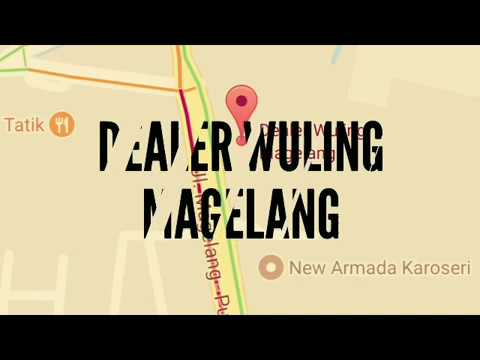 Alamat Dealer Wuling Confero di Wuling Motors Indonesia