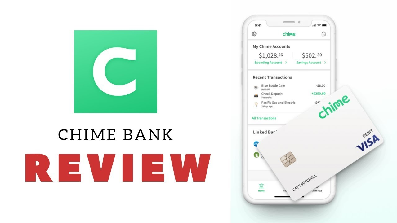 Chime Bank Review - Online Bank With Free Checking And Savings Account