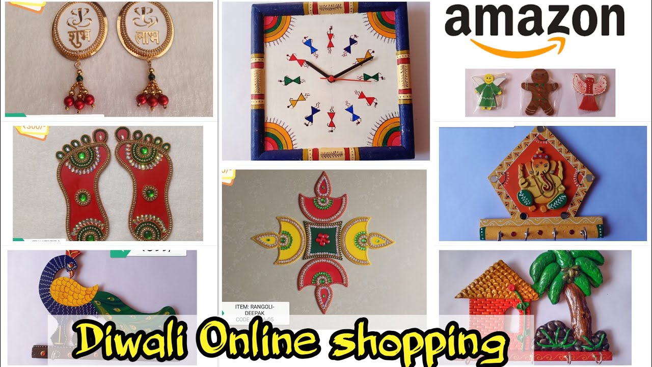 Home Decor Online Diwali Shopping Better Than Amazon Youtube
