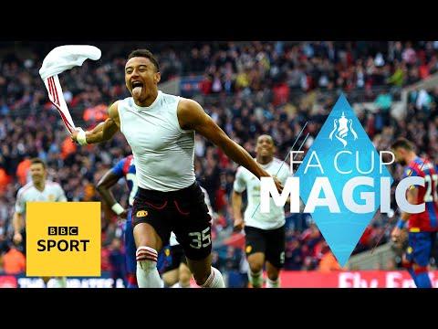 Lingard, Hazard, Henry, Solskjaer: The FA Cup SUPER SUBS   FA Cup Magic