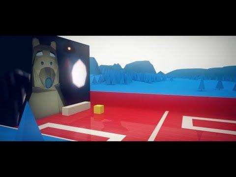 Cube Slam: A Chrome Experiment