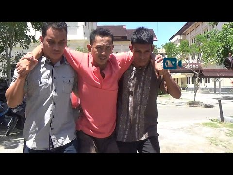 Polda Aceh Tangkap Dua Anggota Kelompok Din Minimi