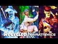 Top 10 Recycled Disney Animatronics Pt 2