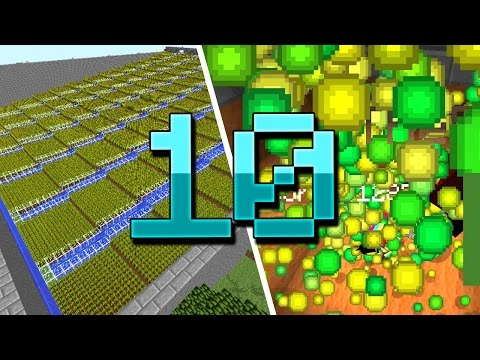 Top 10 Minecraft XP Farms & Automatic Farms