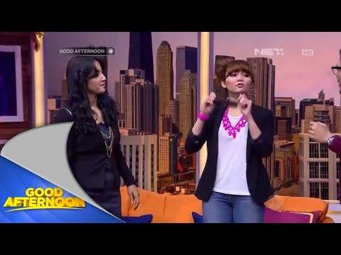 Hesti Knowles memberikan Tips menjadi Diva pada Rina Nose