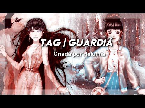 【TAG | GUARDIÃ #1】||Eldarya