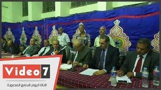 فوز حسين أبو جاد فى انتخابات حدائق القبة التكميلية بعد الحصول على 11380 صوتا