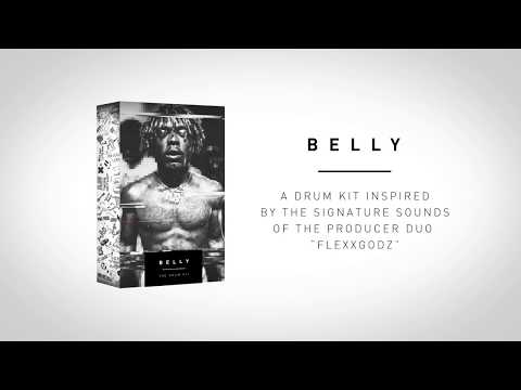 BELLY - The Drum Kit (Inspired by DJ Plugg / Bobby Kritical / FlexxGod)