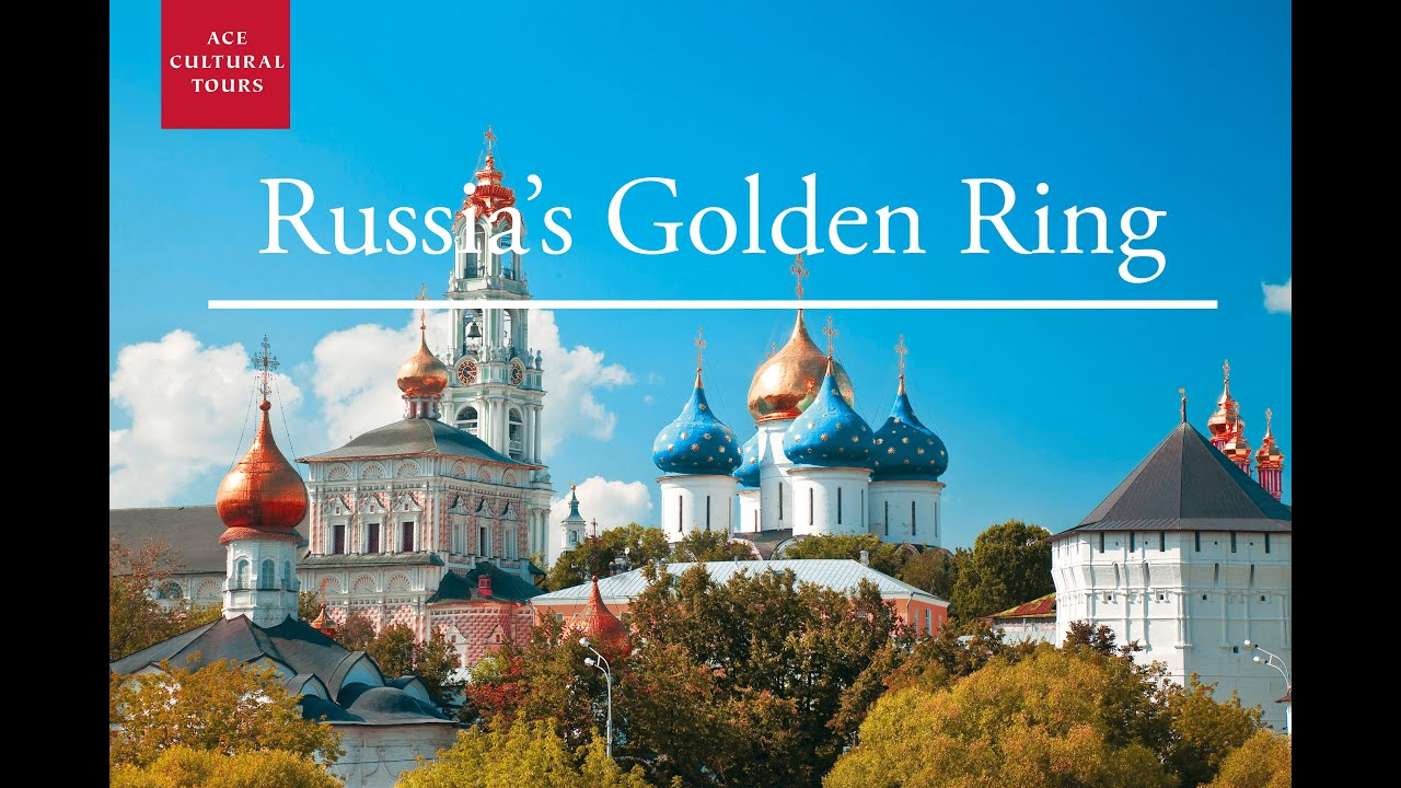 Golden Ring Russia