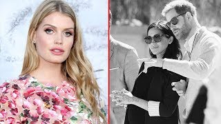 Princess Diana's niece Kitty Spencer SLAMS Meghan Markle creating 'unexpected' attention for her