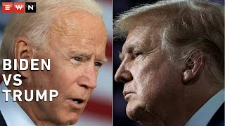 Joe Biden and Donald Trump faced off in a Cleveland on Tuesday in the first presidential debate. Here are the highlights.  #USelections #DonaldTrump #JoeBiden