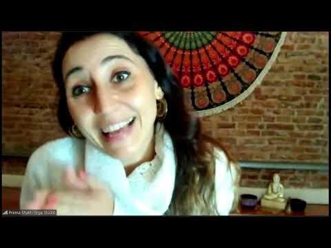 Presentación India, Yoga y Meditación con Gopi Charan Dasi