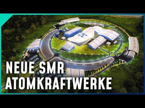 Neue SMR Atomkraftwerke